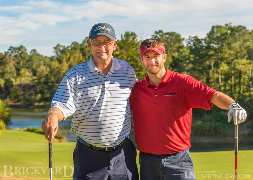2016 Brickyard Member Guest Tournament in Macon GA