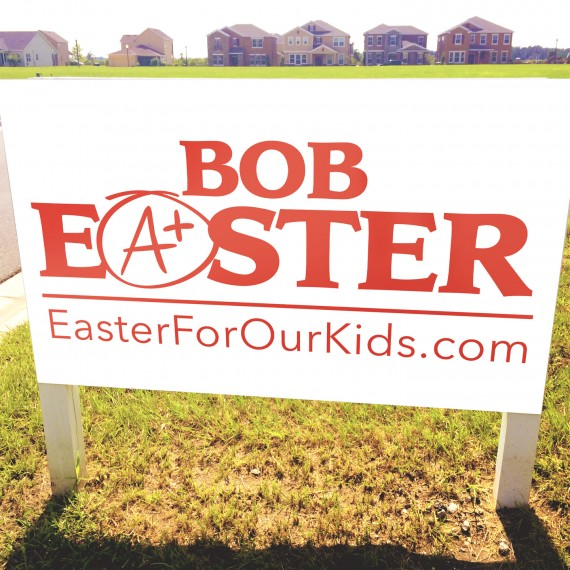 Bob Easter for Bibb County Education Board