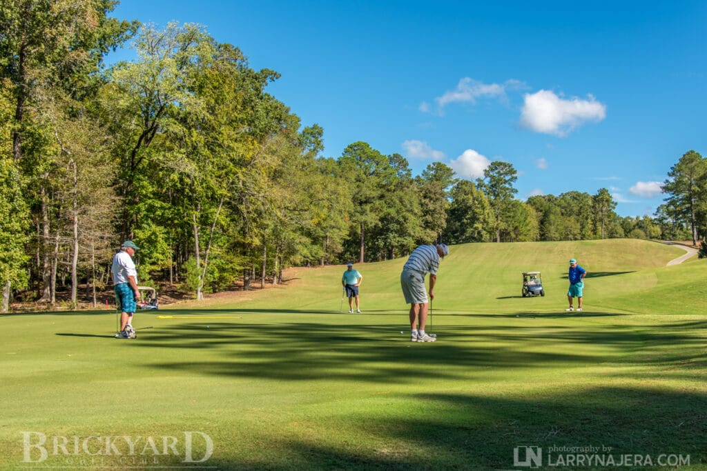 2016 Brickyard Member Guest Tournament in Macon GA