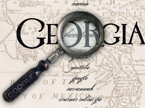 Georgia Google Vintage Search